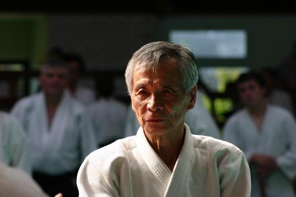 Сенсей Нобуёши Тамура